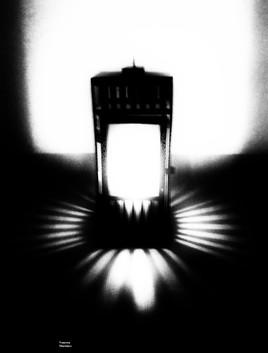 Lanterne japonaise de Vanessa Martinez Volterra.