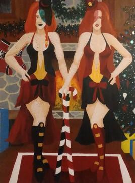 Héra et Perséphone spécial Noël