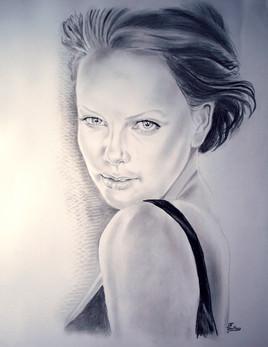 Charlize Teron