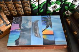 Marque-pages à partir de tableaux