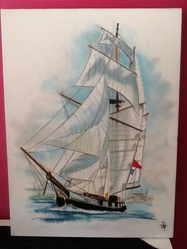 Un joyau breton . La recouvrance