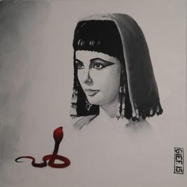 Cléopâtre (Liz Taylor)