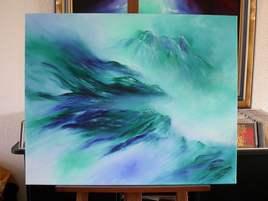 n°127 brumes turquoises