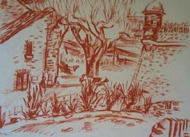 Collioure, Roussillon, 1984-85