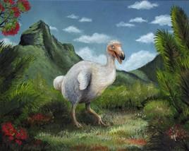 Dodo de l'île Maurice