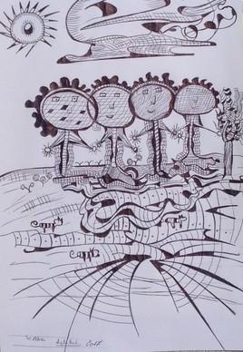Les quatre sœurs