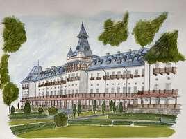 Hôtel Central Calimanesti
