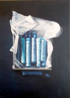 Bleu de pastel
