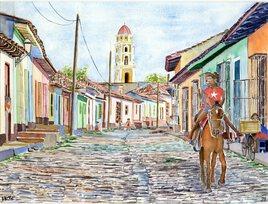 2021-18 Cavalière à Trinidad