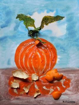 La mandarine...!!