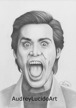 Portrait de Jim Carrey