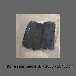 Histoire Sans Parole III
