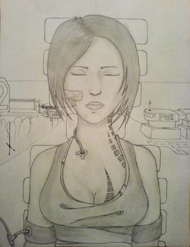 airport girl v.01