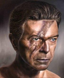 David Bowie's Magic Miror