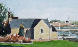 La chapelle de Saint Philibert