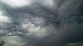 nuage, orage