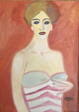 """""""La femme au corset"""""""