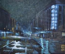 Ahmed debbakh artiste for Petit bateau brest siam