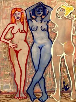 les 3 nanas