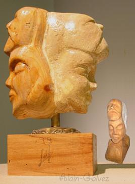 Sculpture (Les Jumeaux)