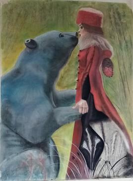 L ours et la belle