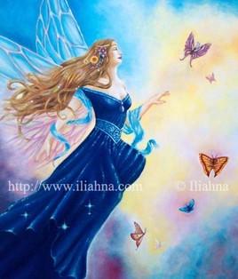Aydalàhn, la fée papillon