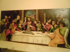 Jesus et les douzes apotre