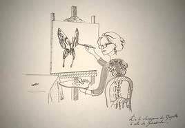 De la clairvoyance de Magritte, à celle de Bénédicte