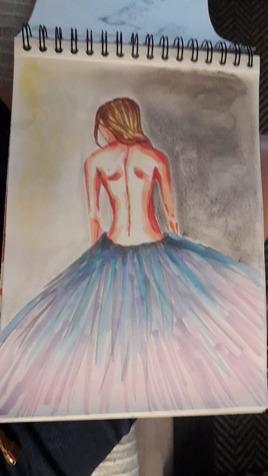 Danseuse....