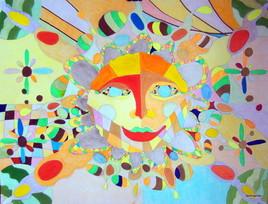 Série soleils : soleil-5
