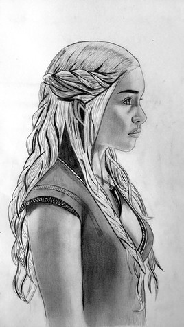 Daenerys Game Of Thrones