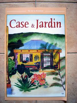 Case et Jardin