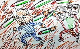 Netanyahou face aux missiles palestiniens