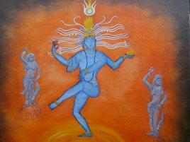Shiva et les déesses de la fertilité