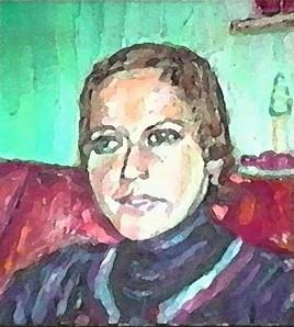 Claudine Pignolet en 1976