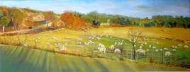 """Prairie en Toscane"""