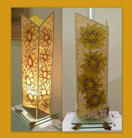 Lampe Tournesol