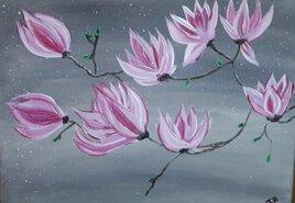 """""""Les magnolias"""""""
