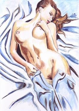 Dessin femme3