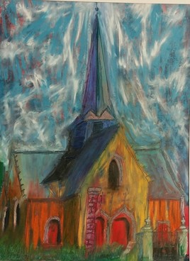 Eglise de Trégranteur à Guégon