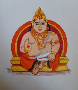Divinité Hindou 2