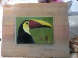 Toucan (vendu)