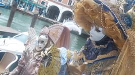 Venise sur les quai