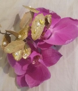 La  mort de l orchidée