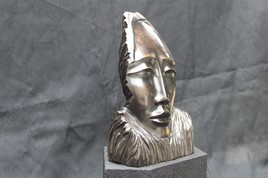 masque en bronze2