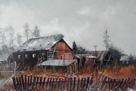 Village en Sibérie