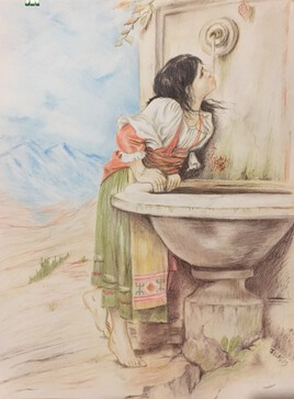 La petite Kabyle