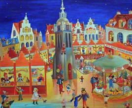 Petit marché de Noel du Nord
