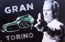 "Gran Torino "" Clint Eastwood """