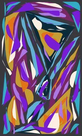 Peinture rébus